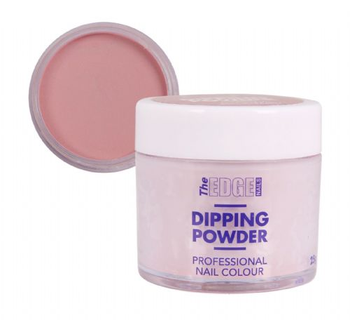 EDGE COLOURED QUICK NAIL ACRYLIC DIPPING POWDER - BLUSHING BRIDESMAID